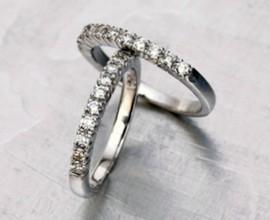 Eternity rings handcrafted jewellery in glenashley durban kzn