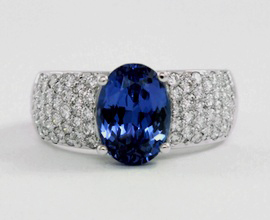 gemstone diamond ring durban